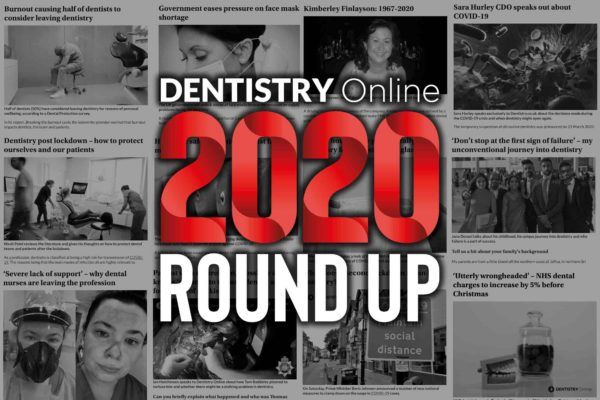 Dentistry Online's 2020 round up