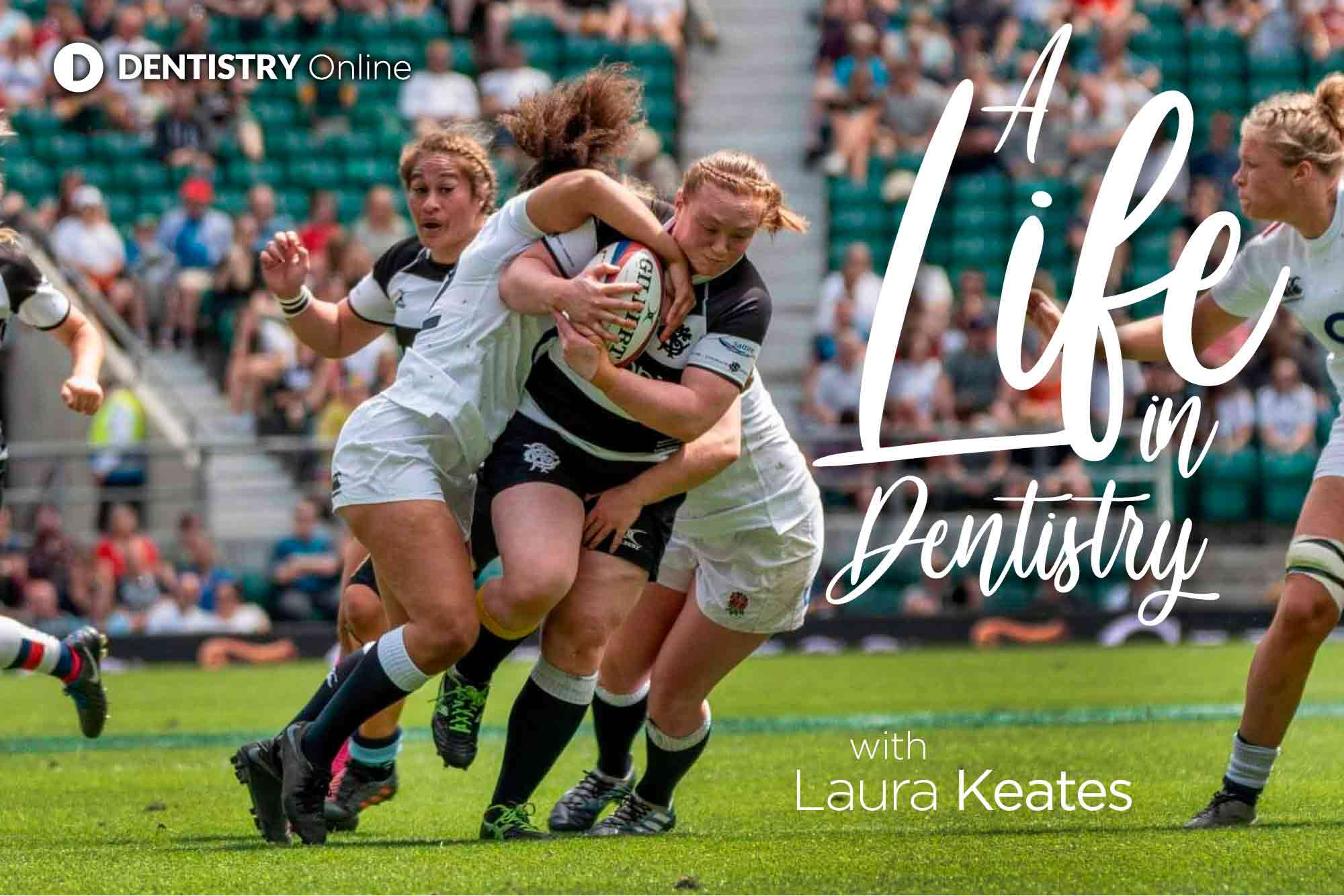 Worcester Warriors player and 2014 World Cup winner Laura Keates talks to Dentistry Online about balancing her dental degree with rugby