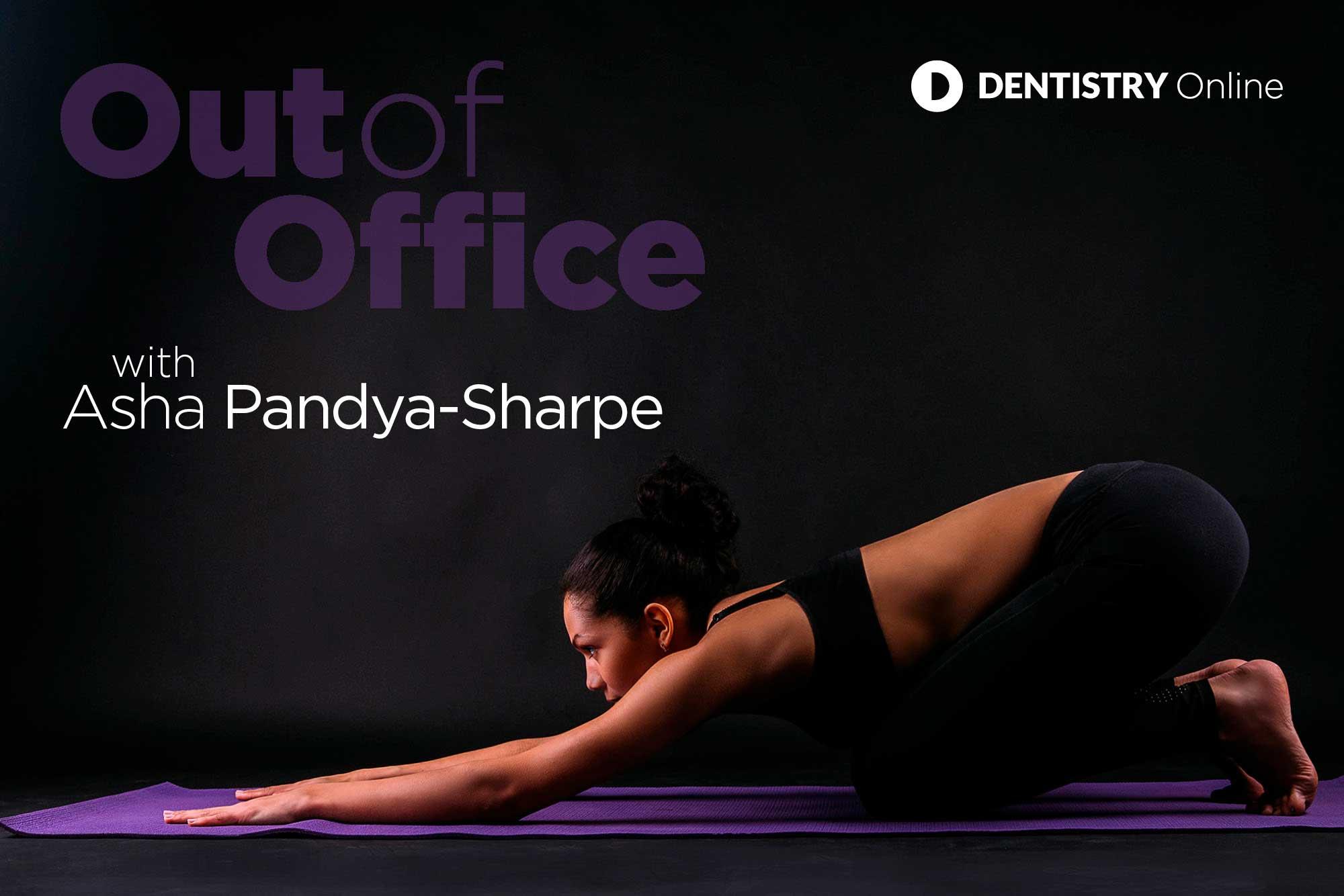 practising pilates