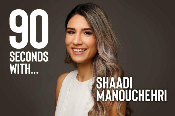 Shaadi Manouchehri