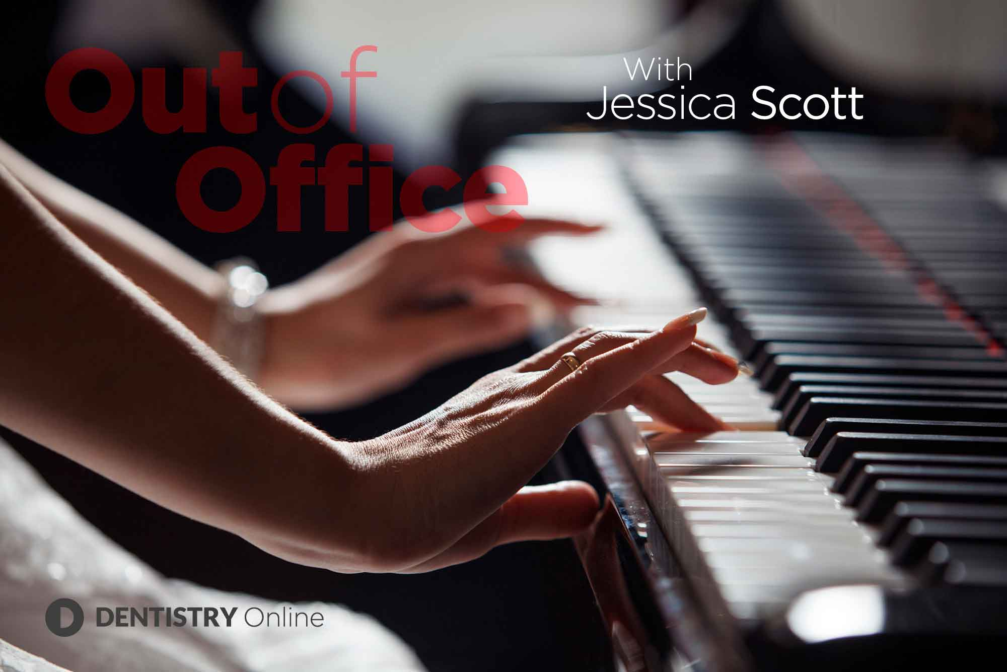 Piano out of office