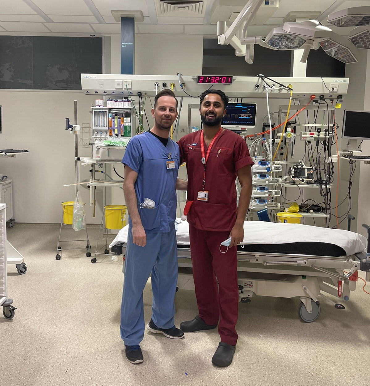 Balal Khan is a final year dental student. He talks us through what it was like having a part-time job in A&E during the COVID-19 pandemic