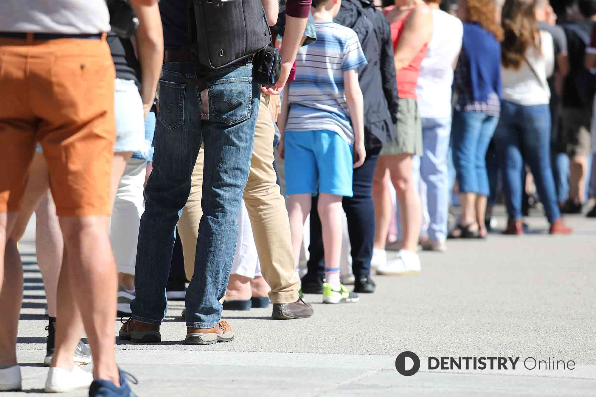 A Member of Parliament has warned of the 'frightening' access troubles plaguing dentistry as the pandemic continues