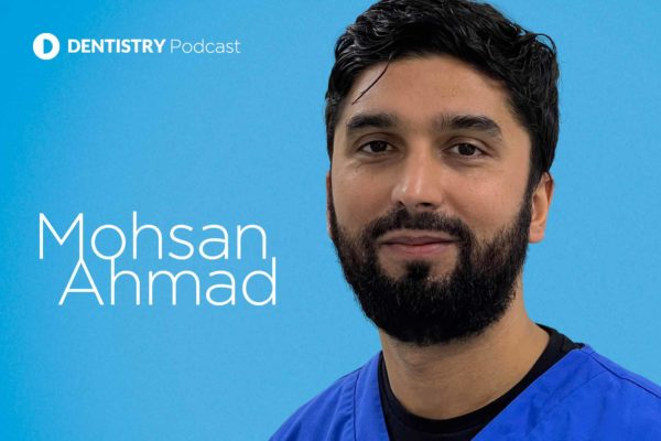 Dentistry Online podcast with Mohsan Ahmad