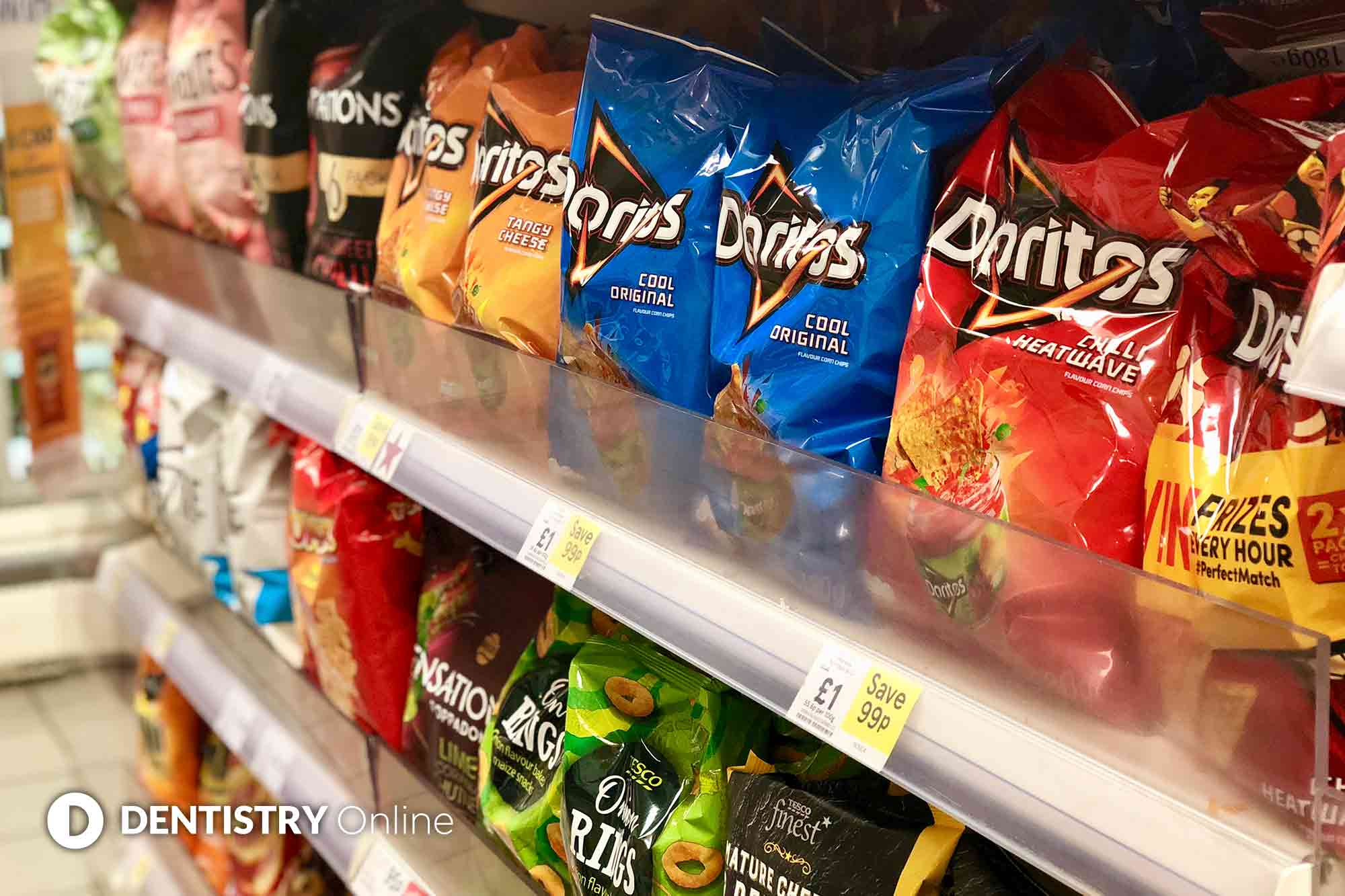 'Buy one get one free' promotions on unhealthy snacks will be cut back in supermarkets