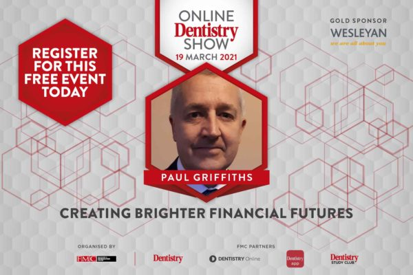 Paul Griffiths at the Online Dentistry Show