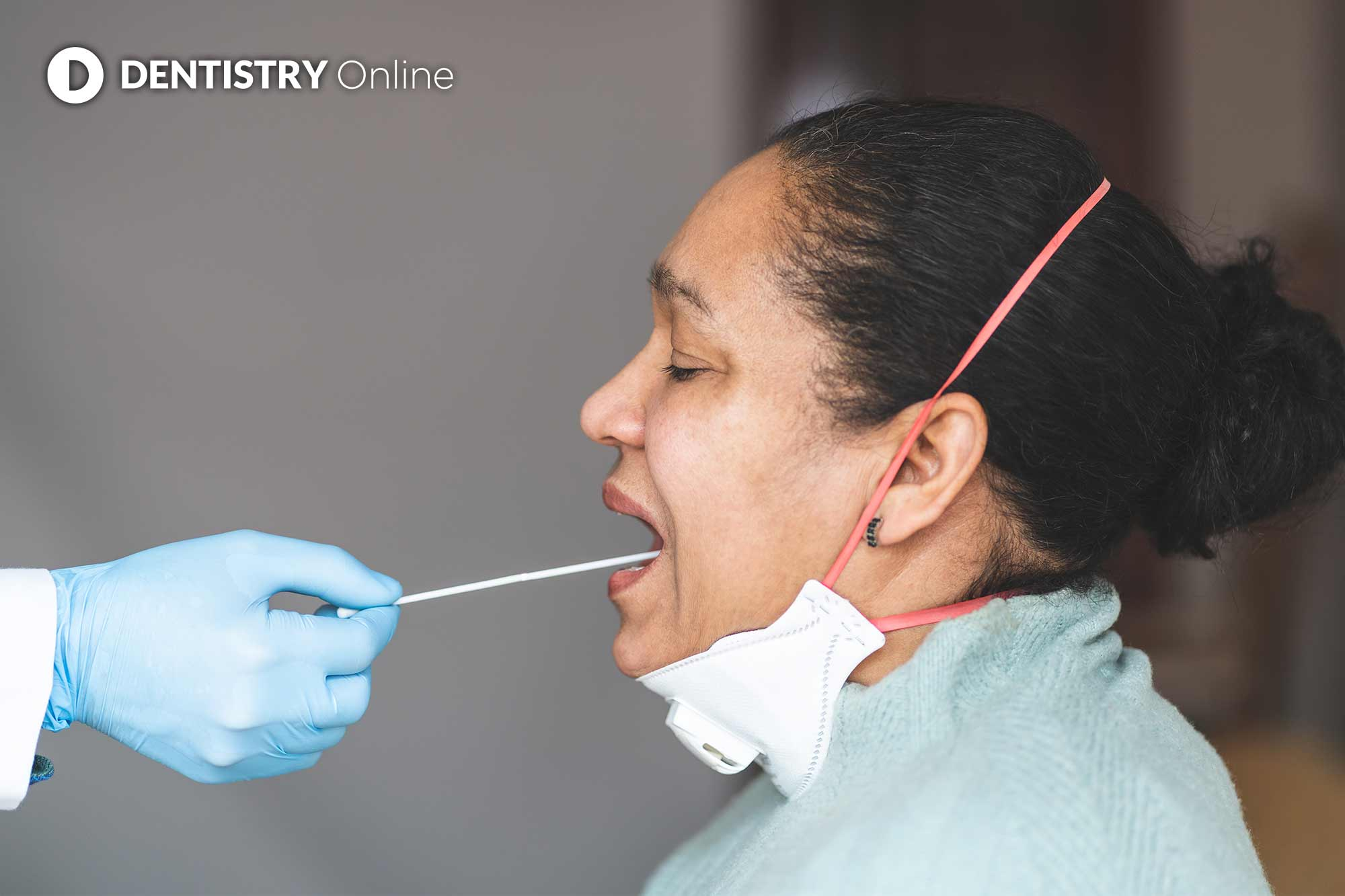 A dentist is calling on dental teams to undertake COVID-19 saliva tests on their patients