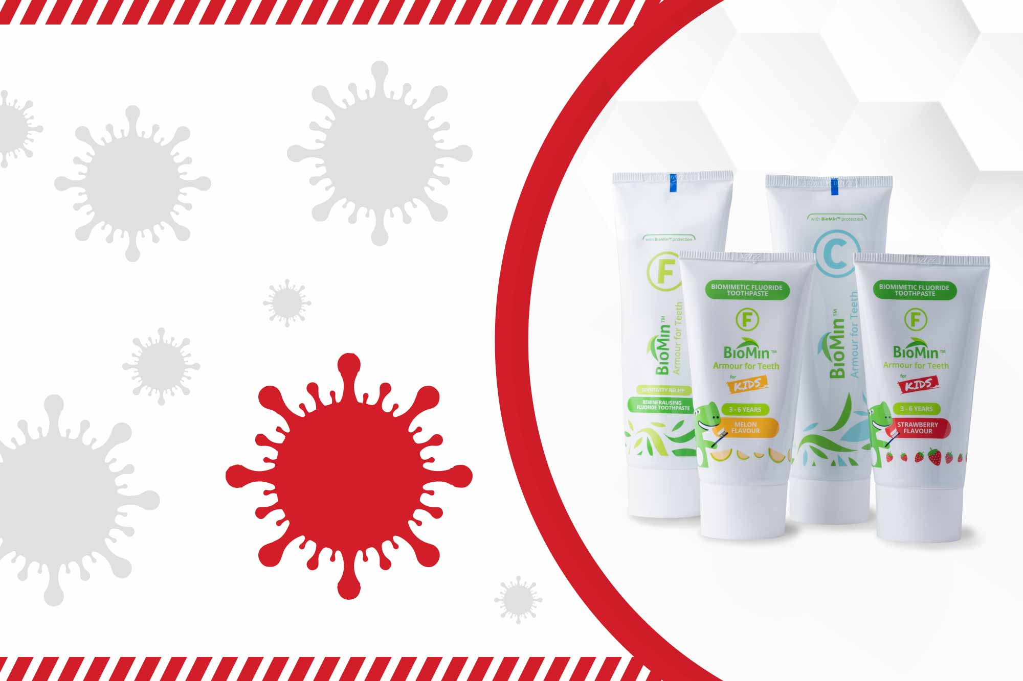 Biomin toothpaste helps to fight COVID-19