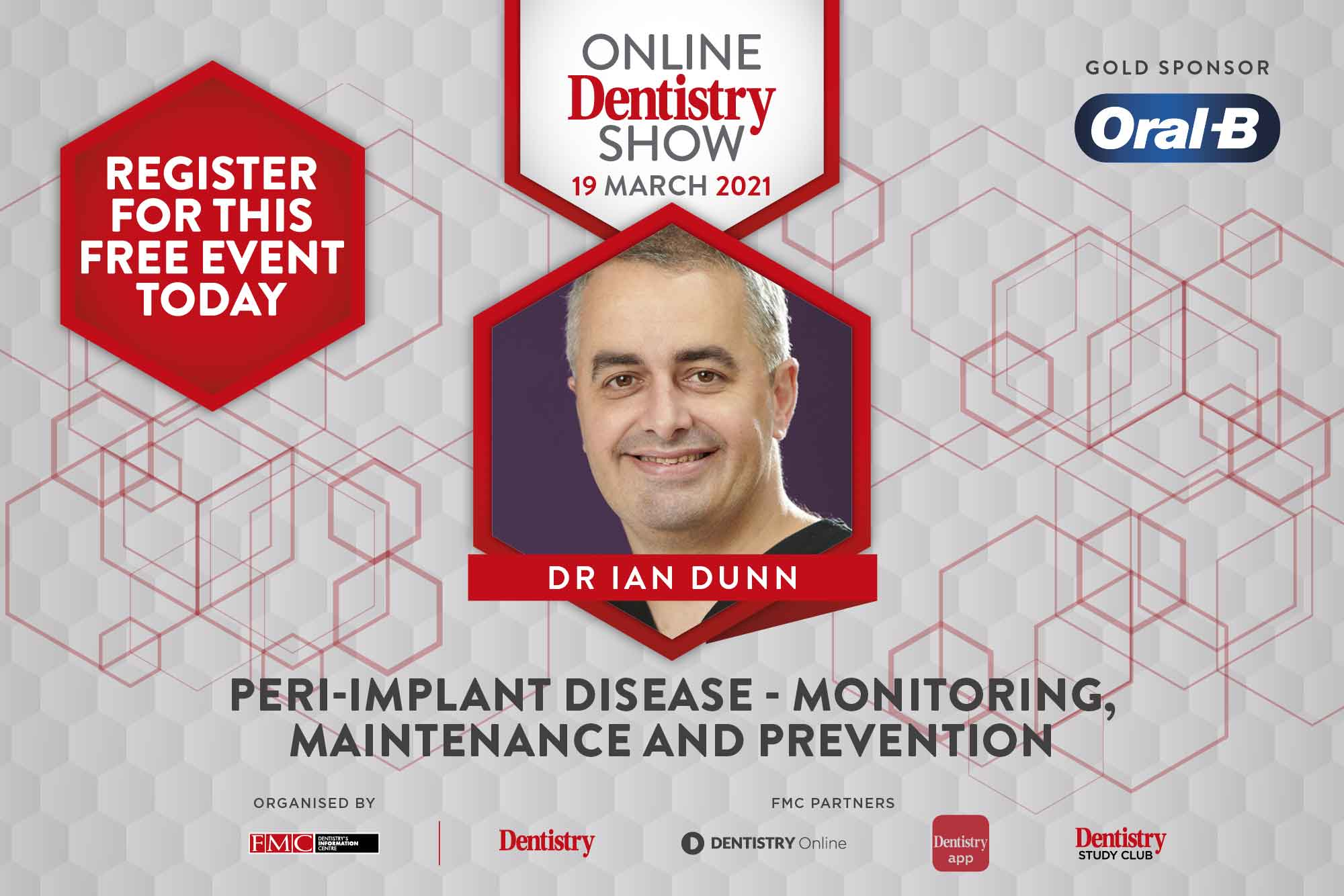 Online Dentistry Show Ian Dunn