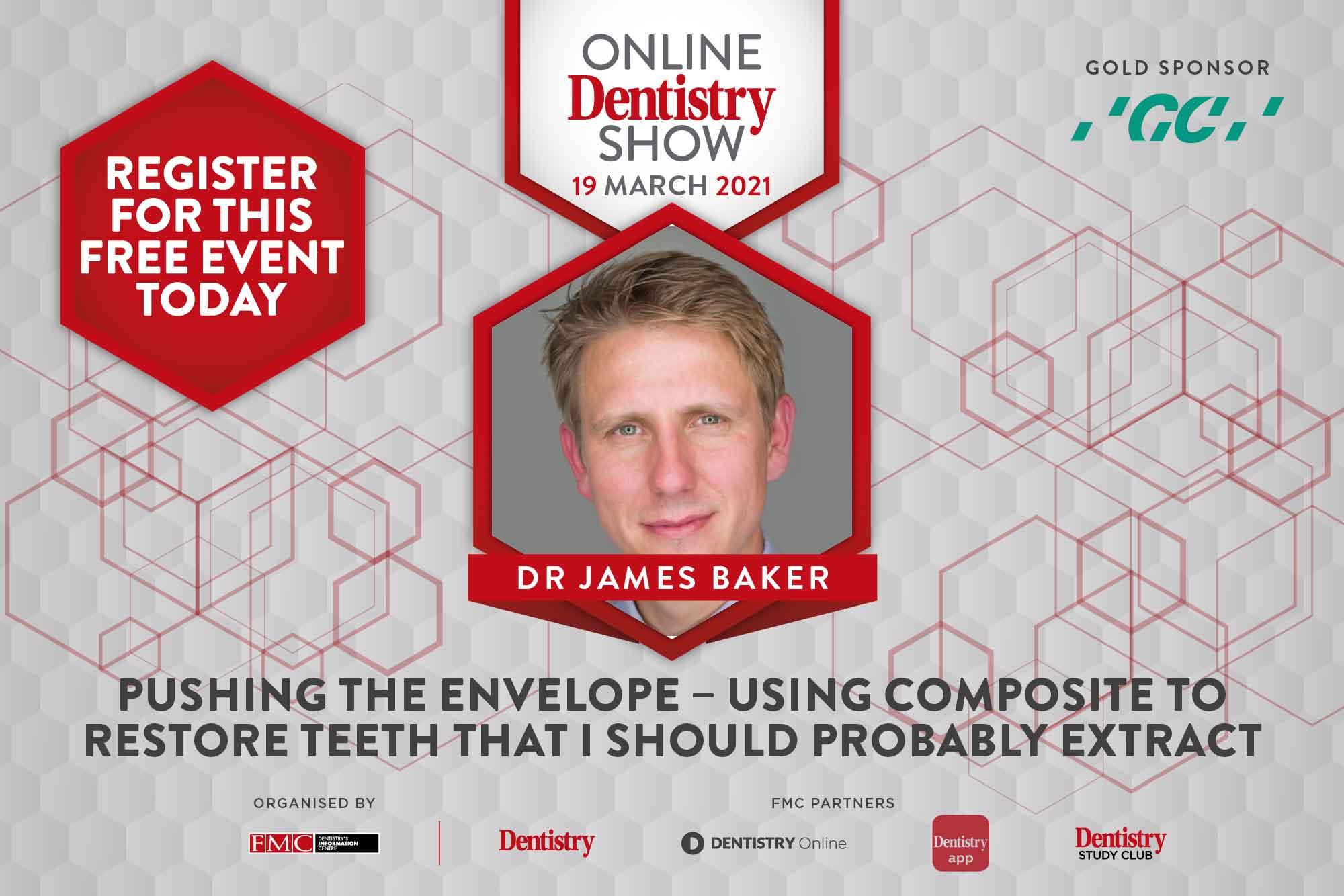online dentistry show James Baker