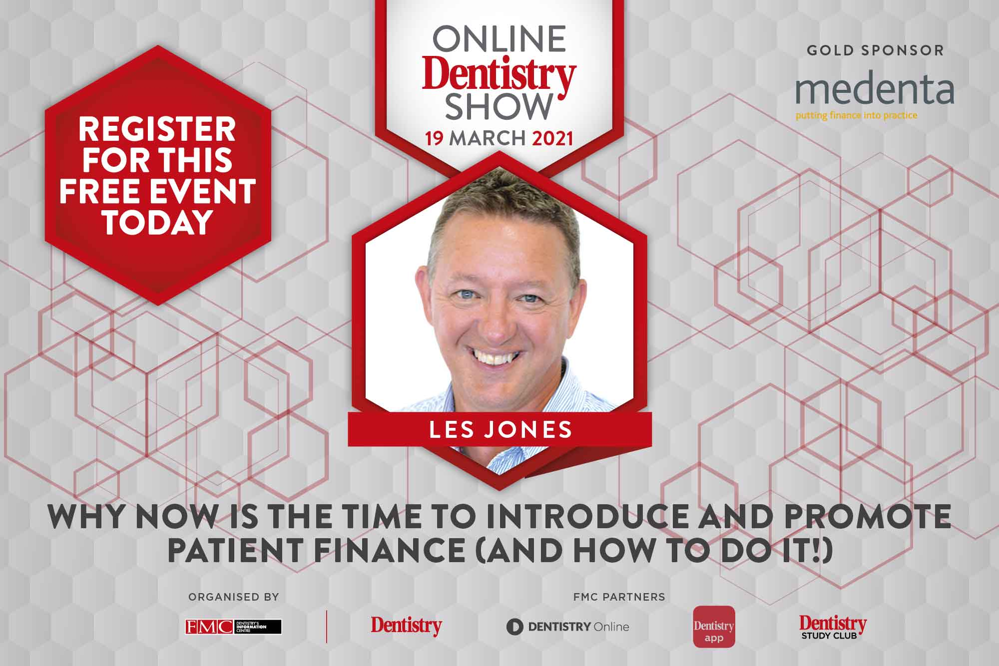 Online Dentistry Show Les Jones