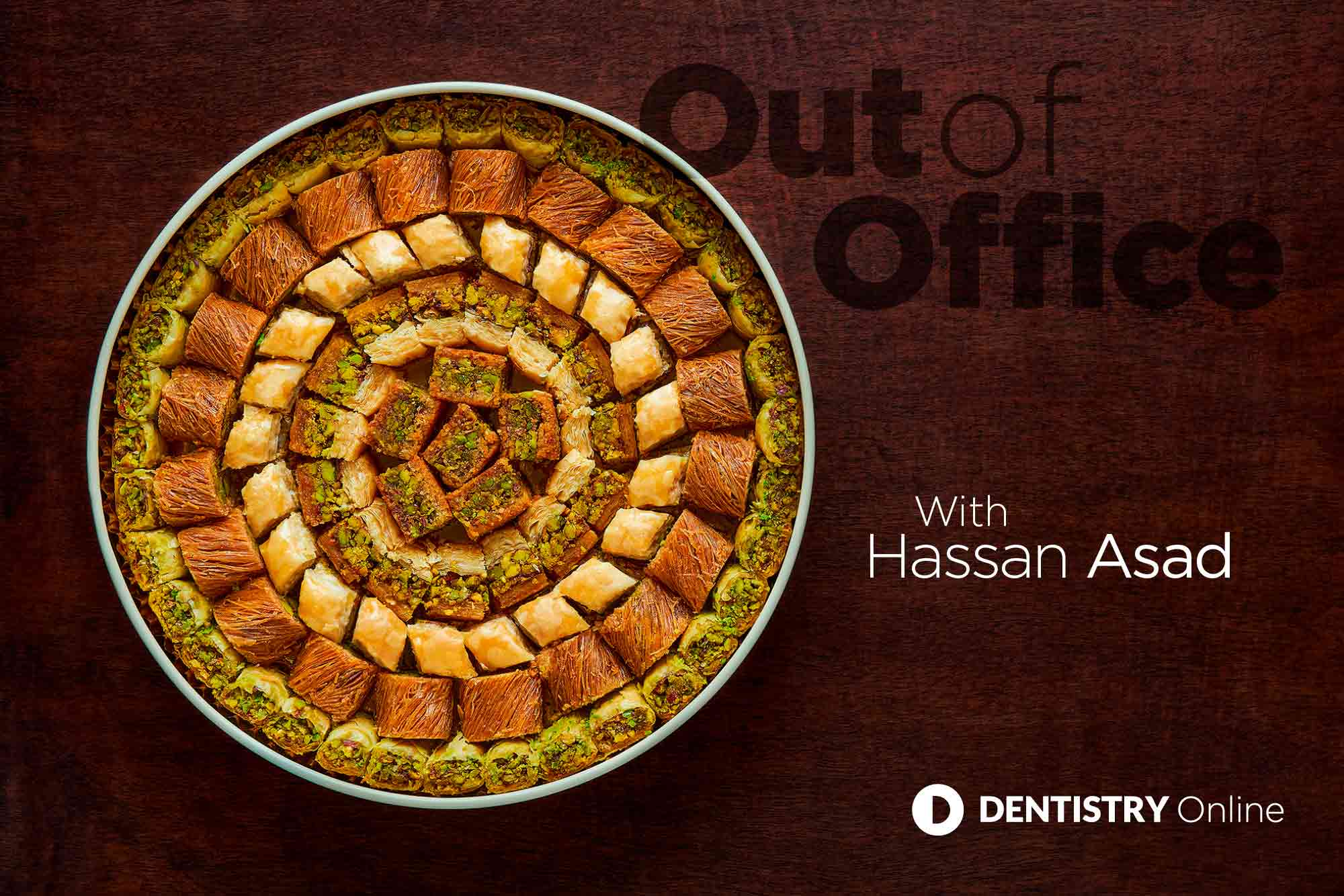 Out of office – Hassan Asad on his love for Game of Thrones and baklawa