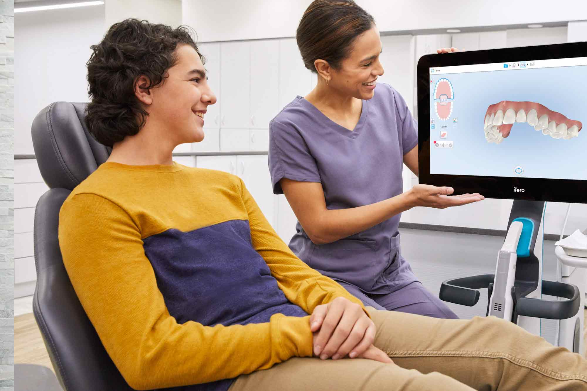 Align Technology today announced the availability of its new scanner and imaging systems, the Itero Element Plus Series