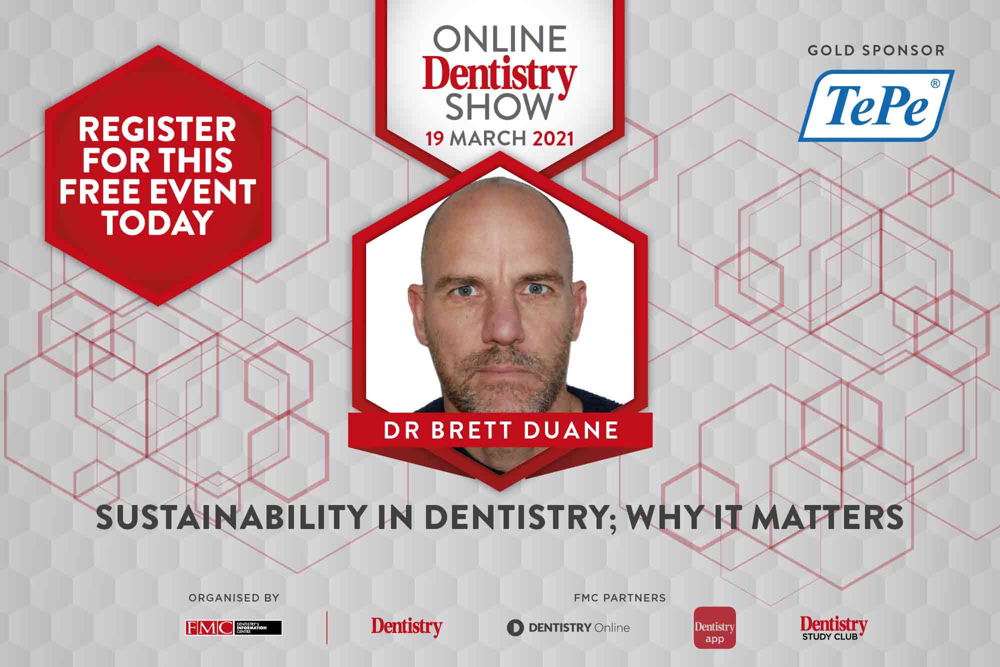 Online Dentistry Show – sustainability in dentistry and why it matters