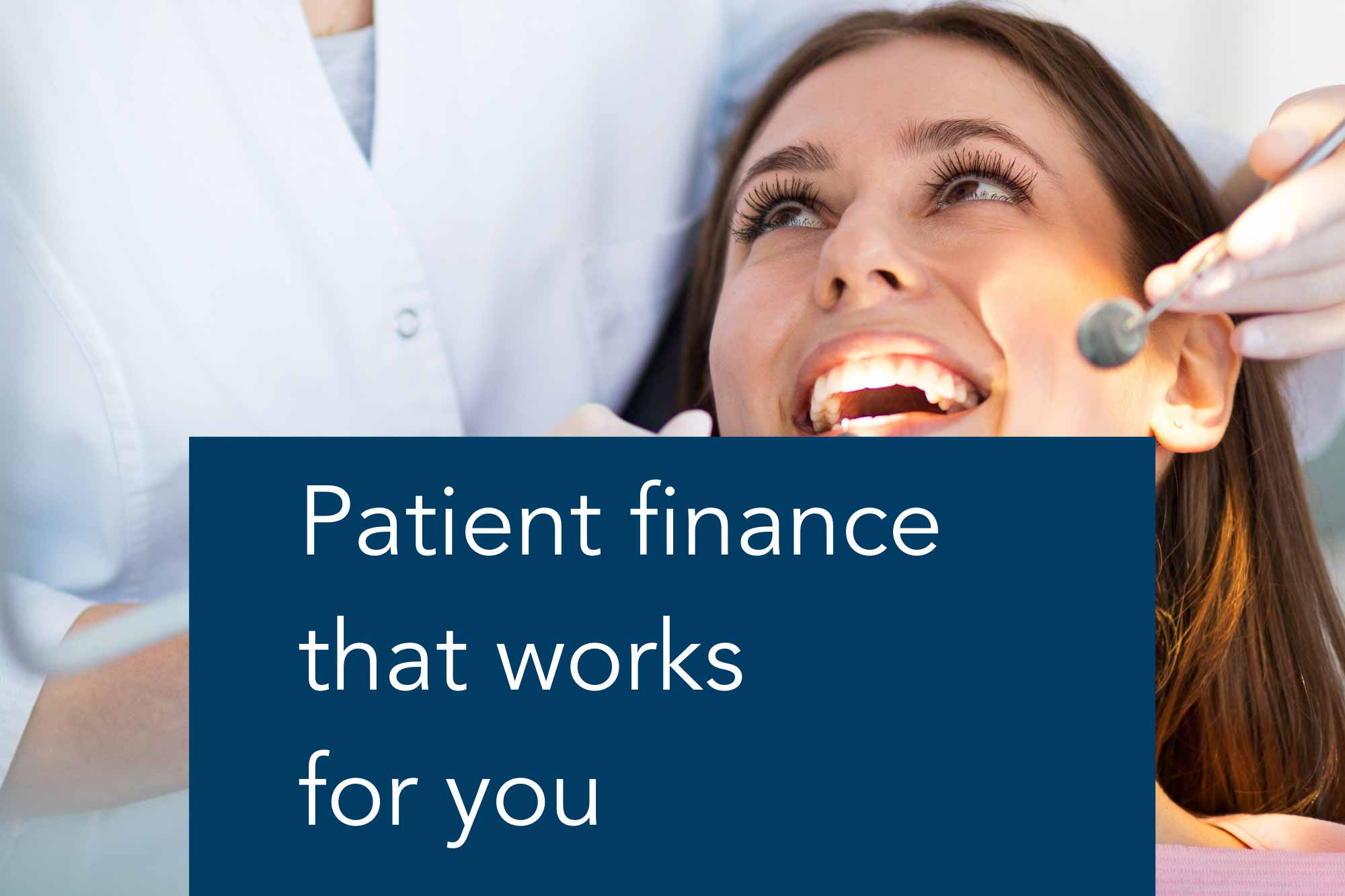 patient finance from v12
