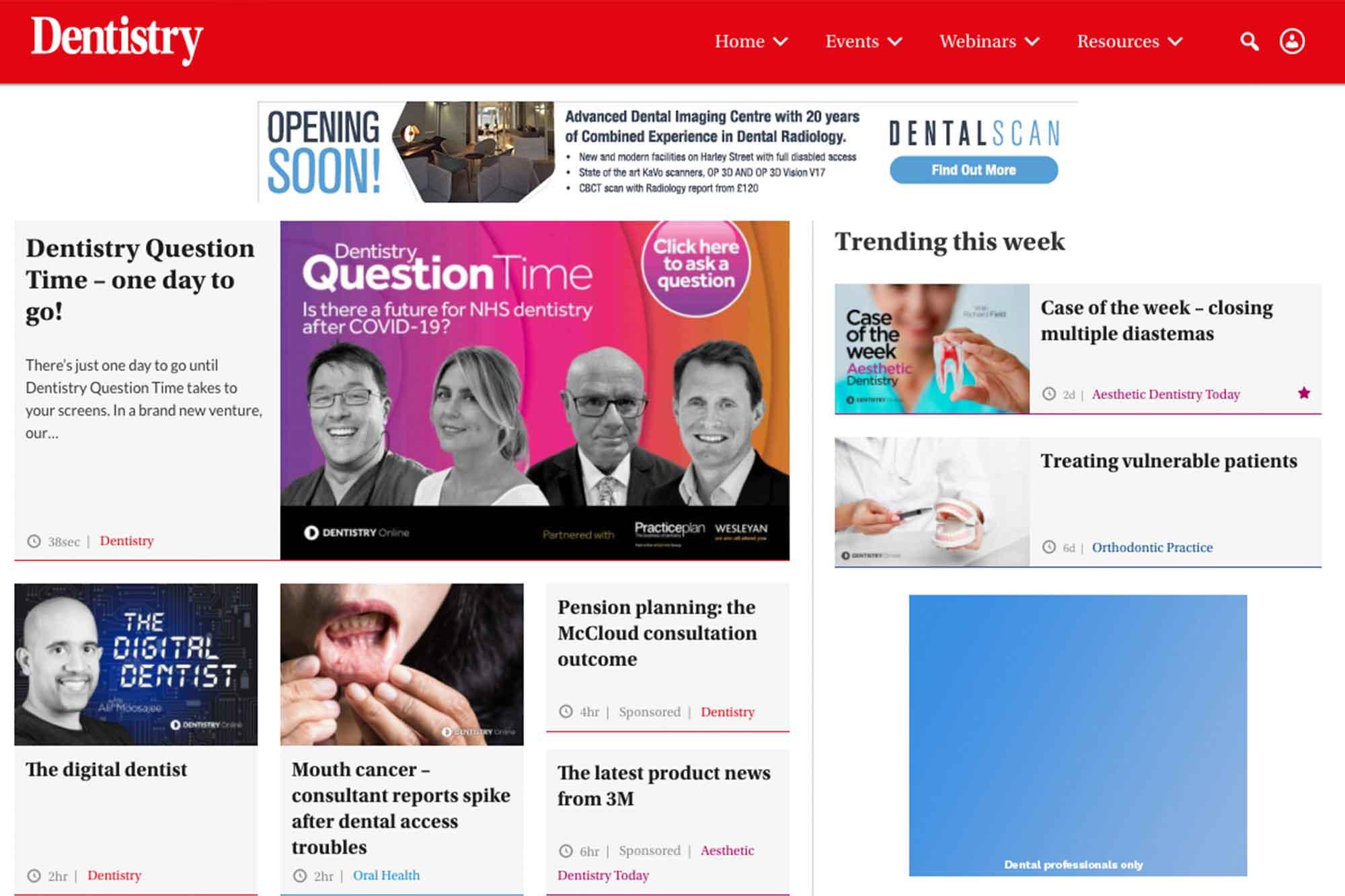 Dentistry Online