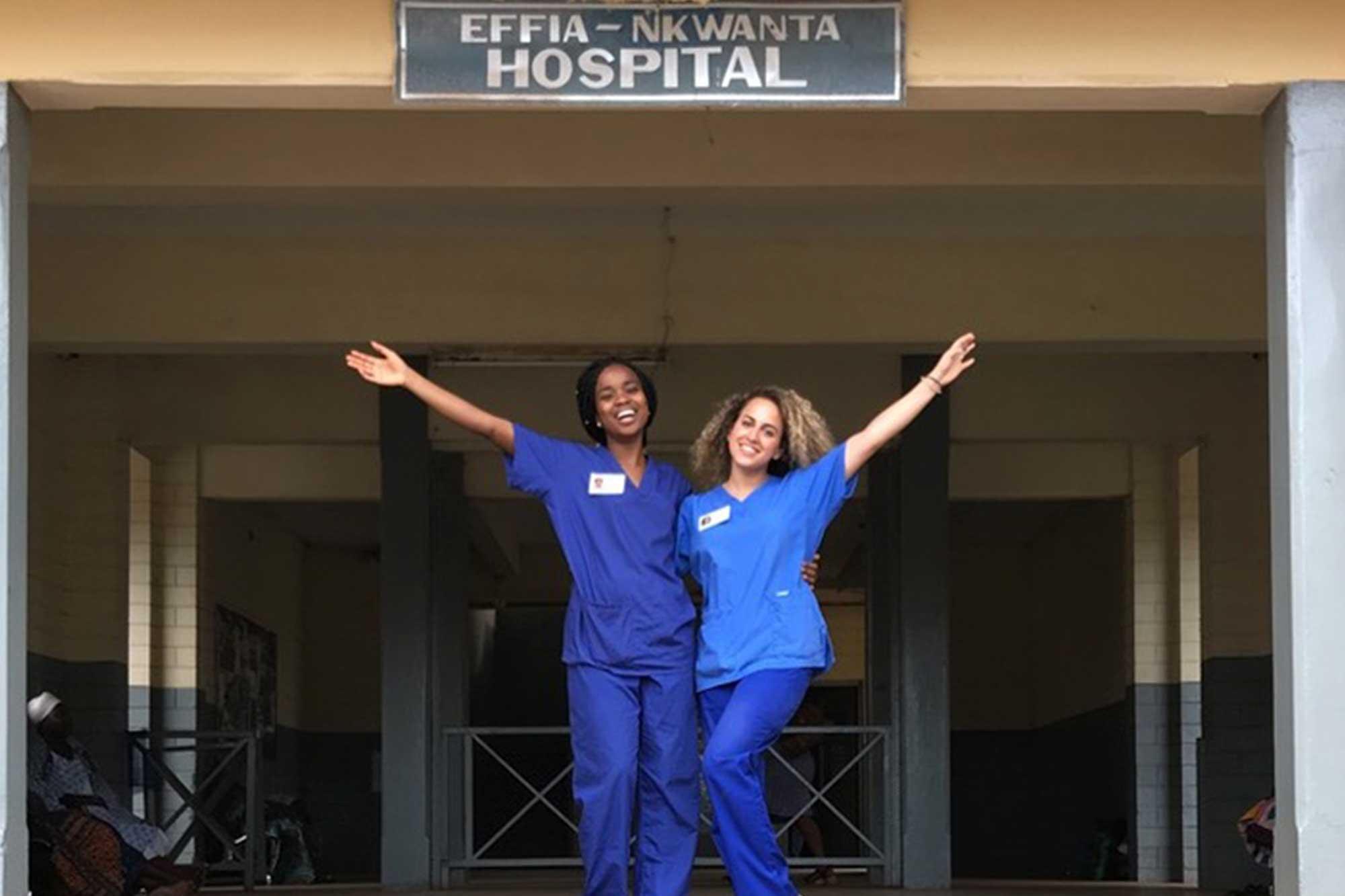 Ghana dental elective