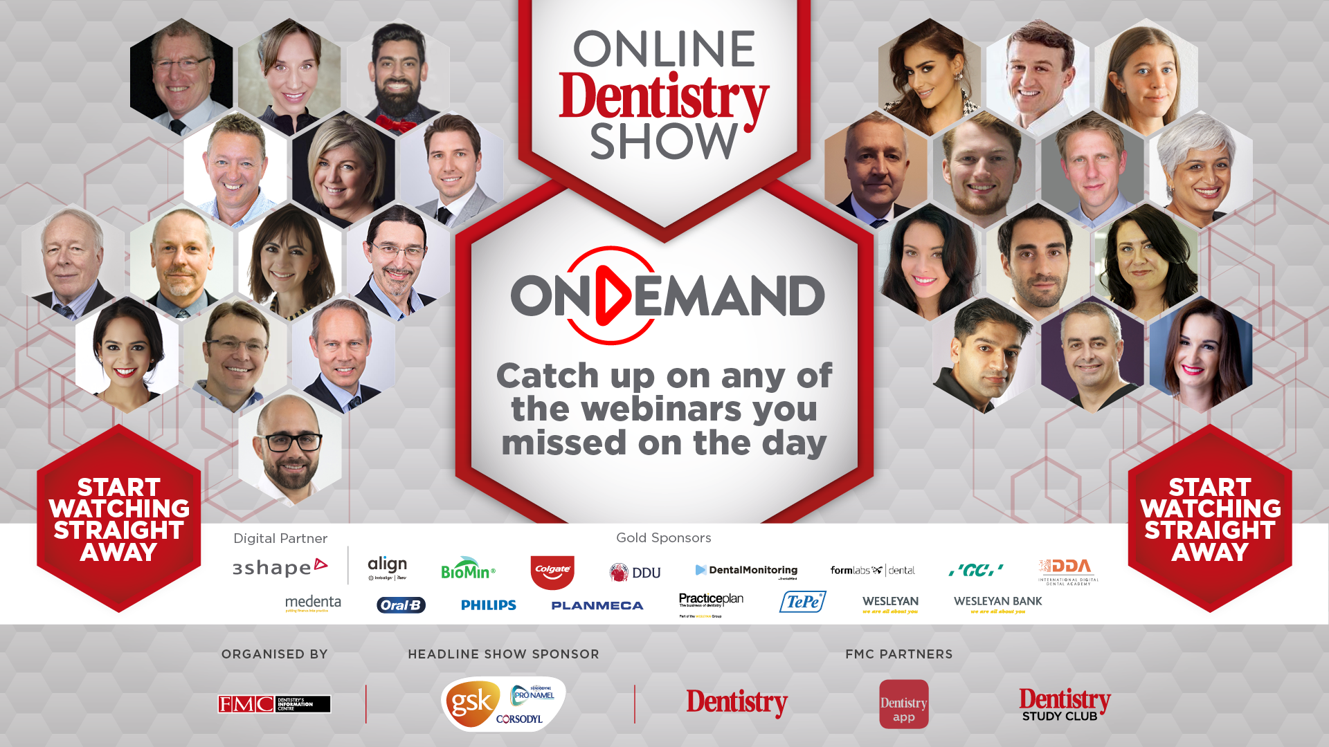 Online Dentistry Show – On Demand now