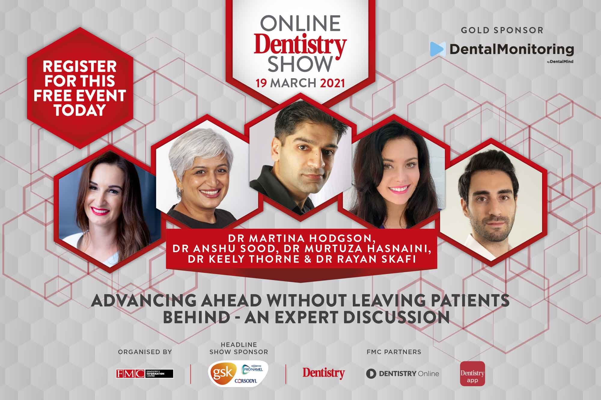 online dentistry show dental monitoring