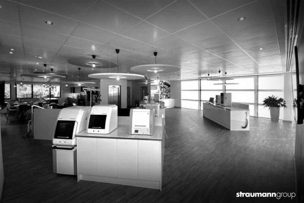 Straumann's Digital Experience Centre