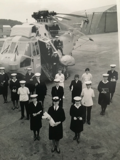 Debbie Reed on working in the Royal Navy