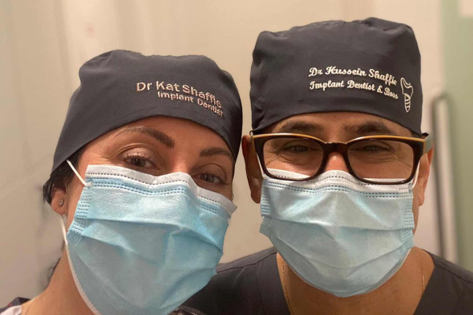 In the family –running a dental practice with your wife, brother and daughter