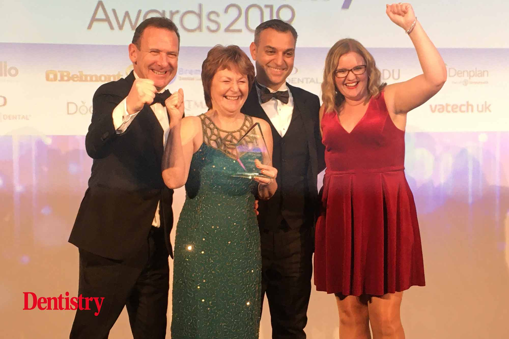 Guildhall private dentistry awards