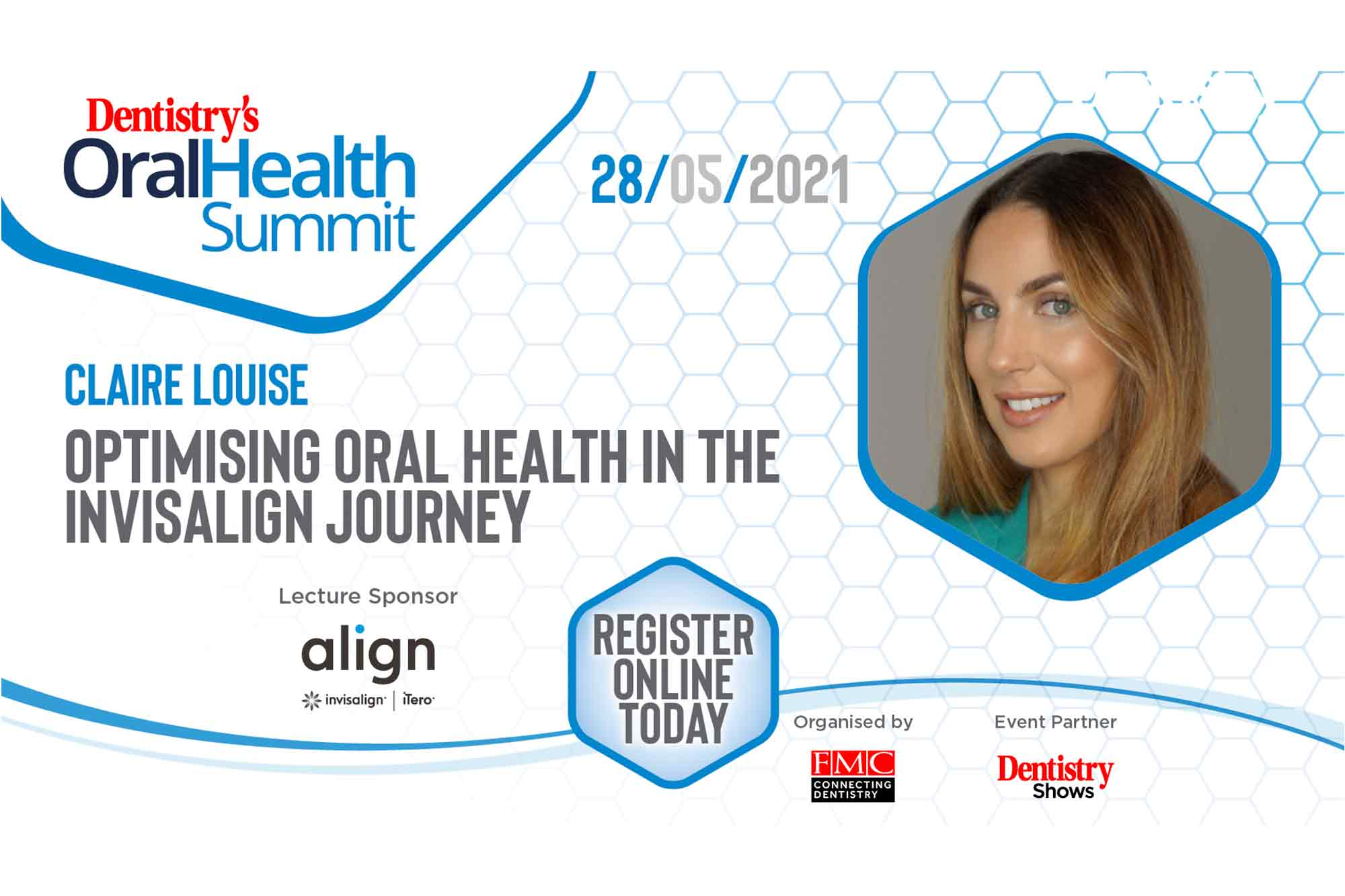 Oral Health Summit –optimising oral health in the Invisalign journey