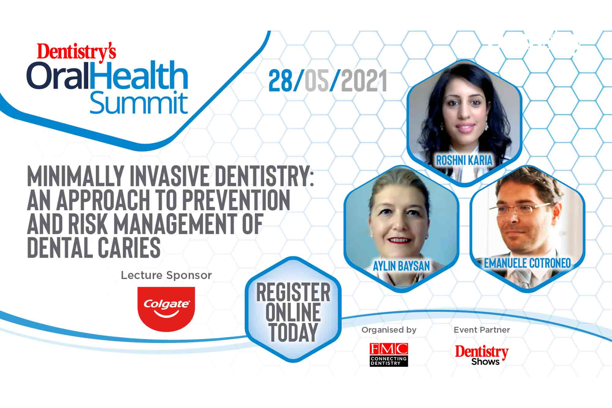 Oral Health Summit – an approach to prevention and risk management of dental caries