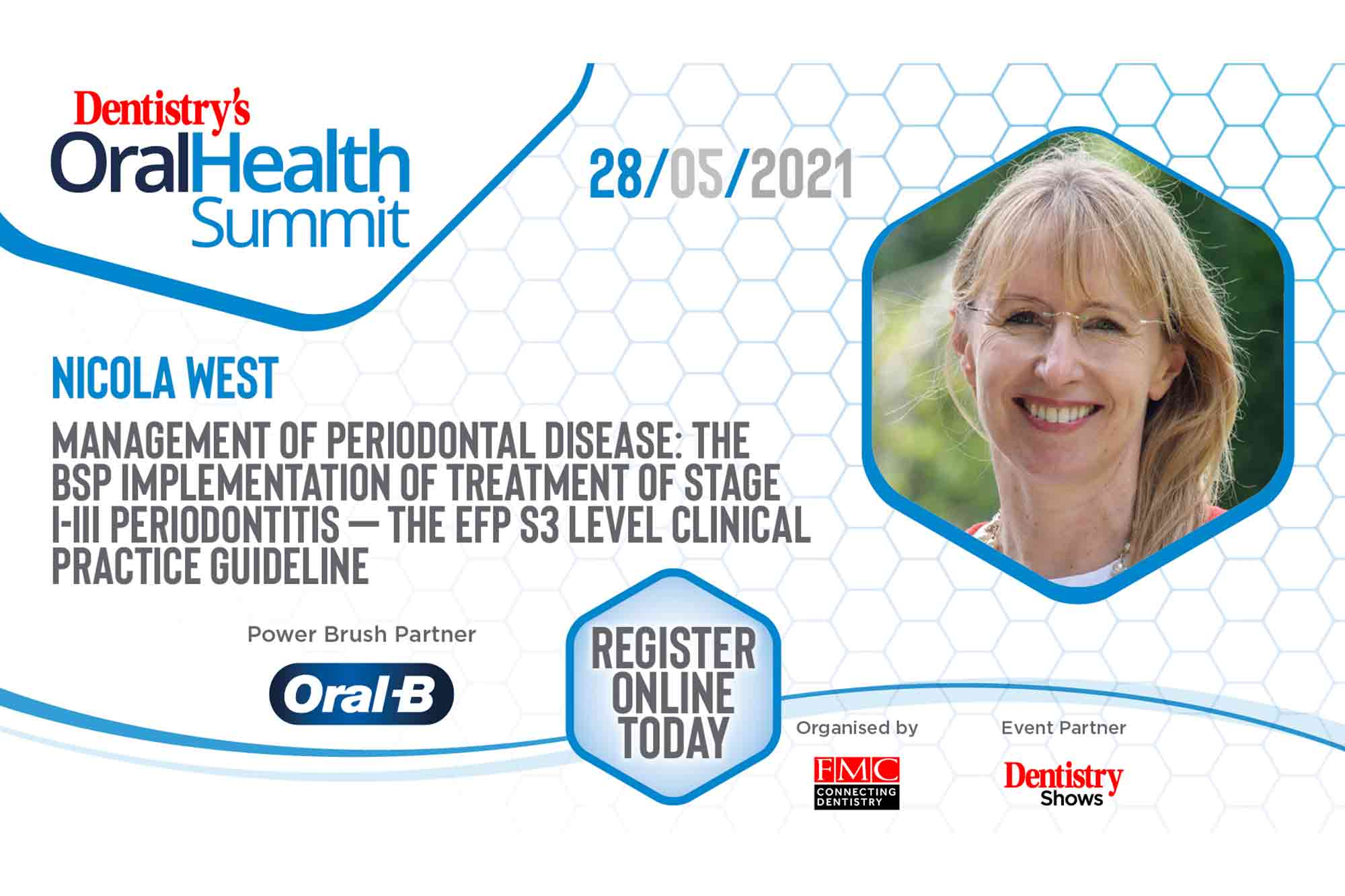 Oral Health Summit – management of periodontal disease