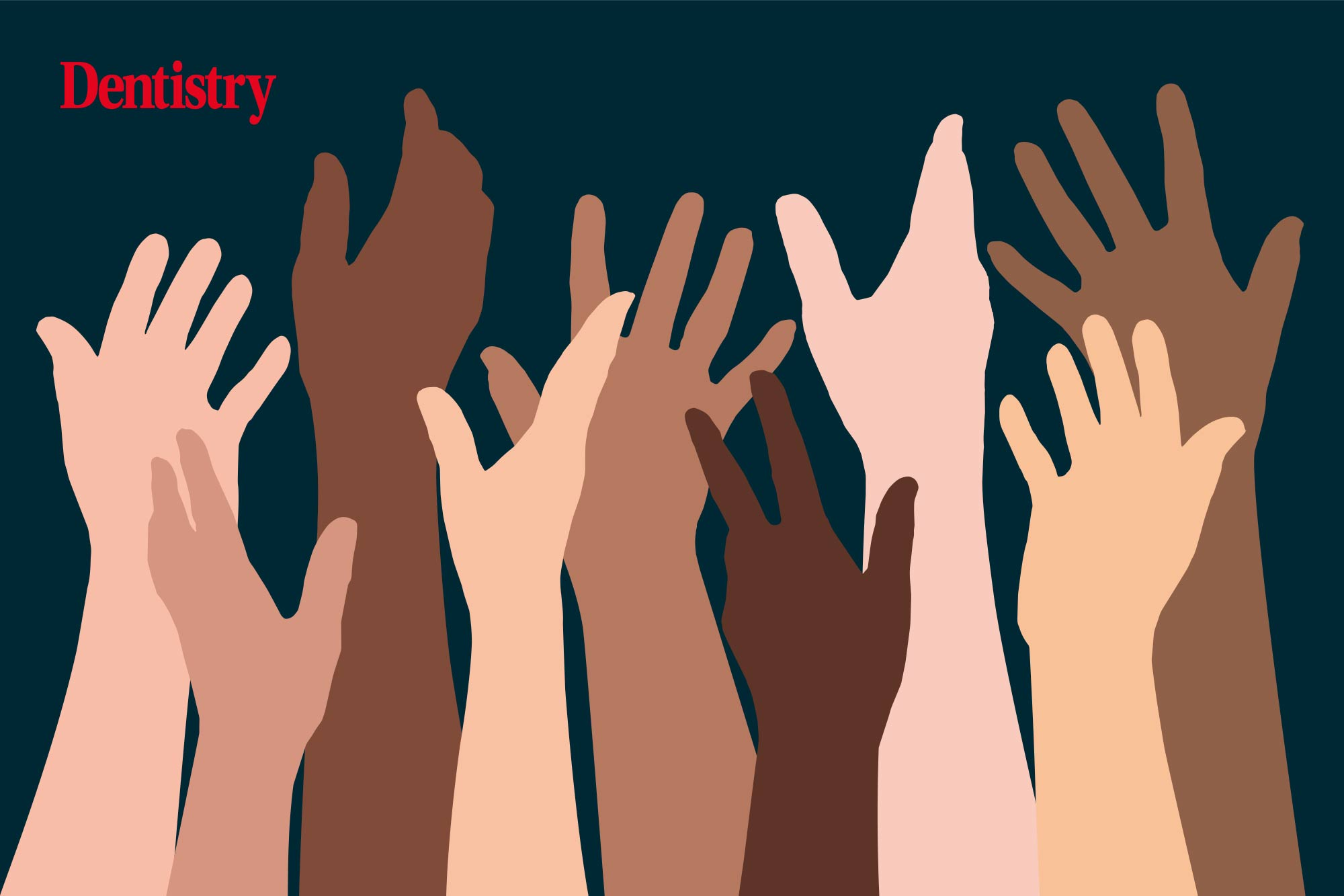 A report into racism and discrimination in dentistry has been applauded and labelled a 'vital' contribution to the discussion