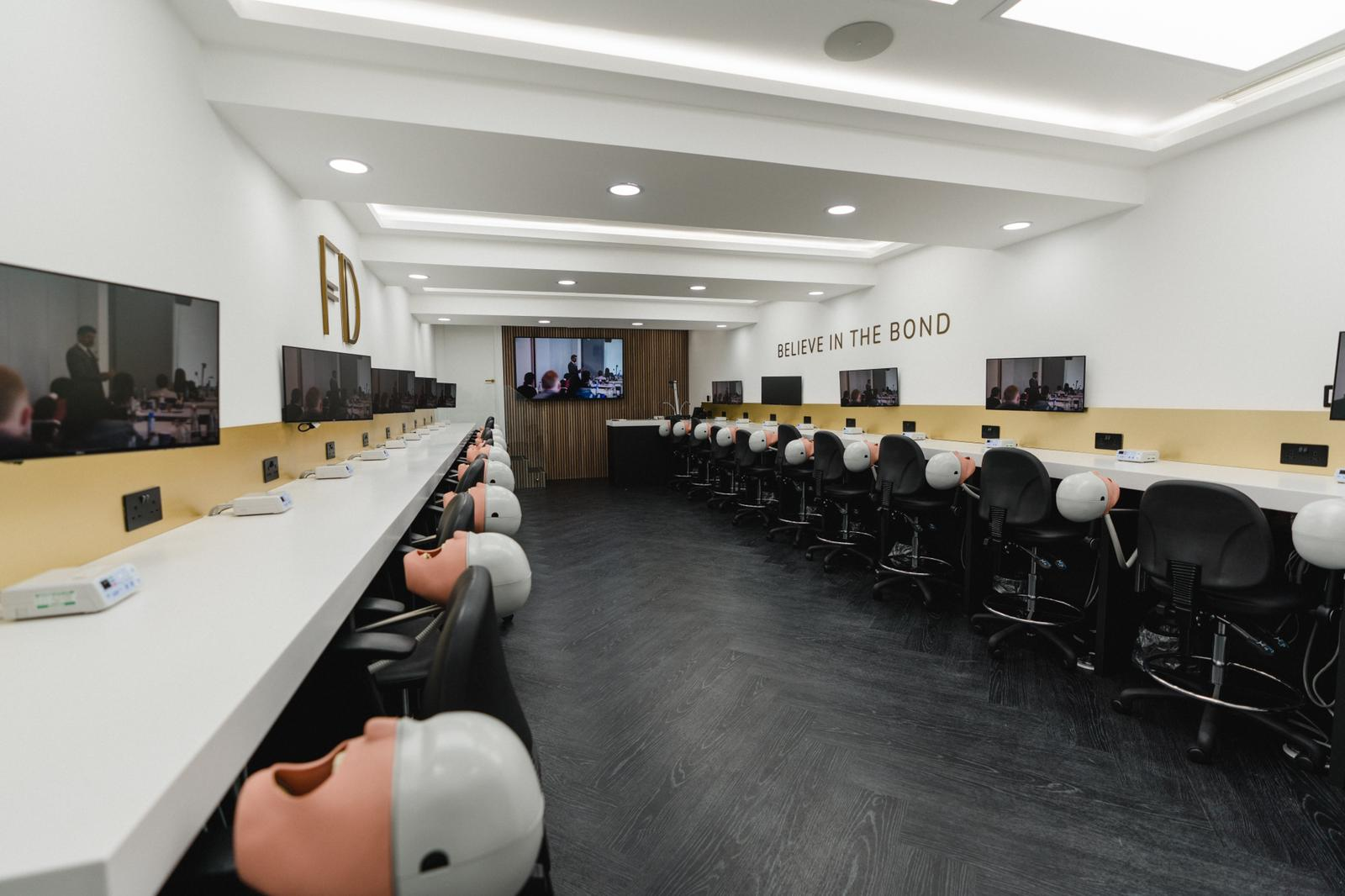Take a look inside the new Freshdental Clinic and Institute