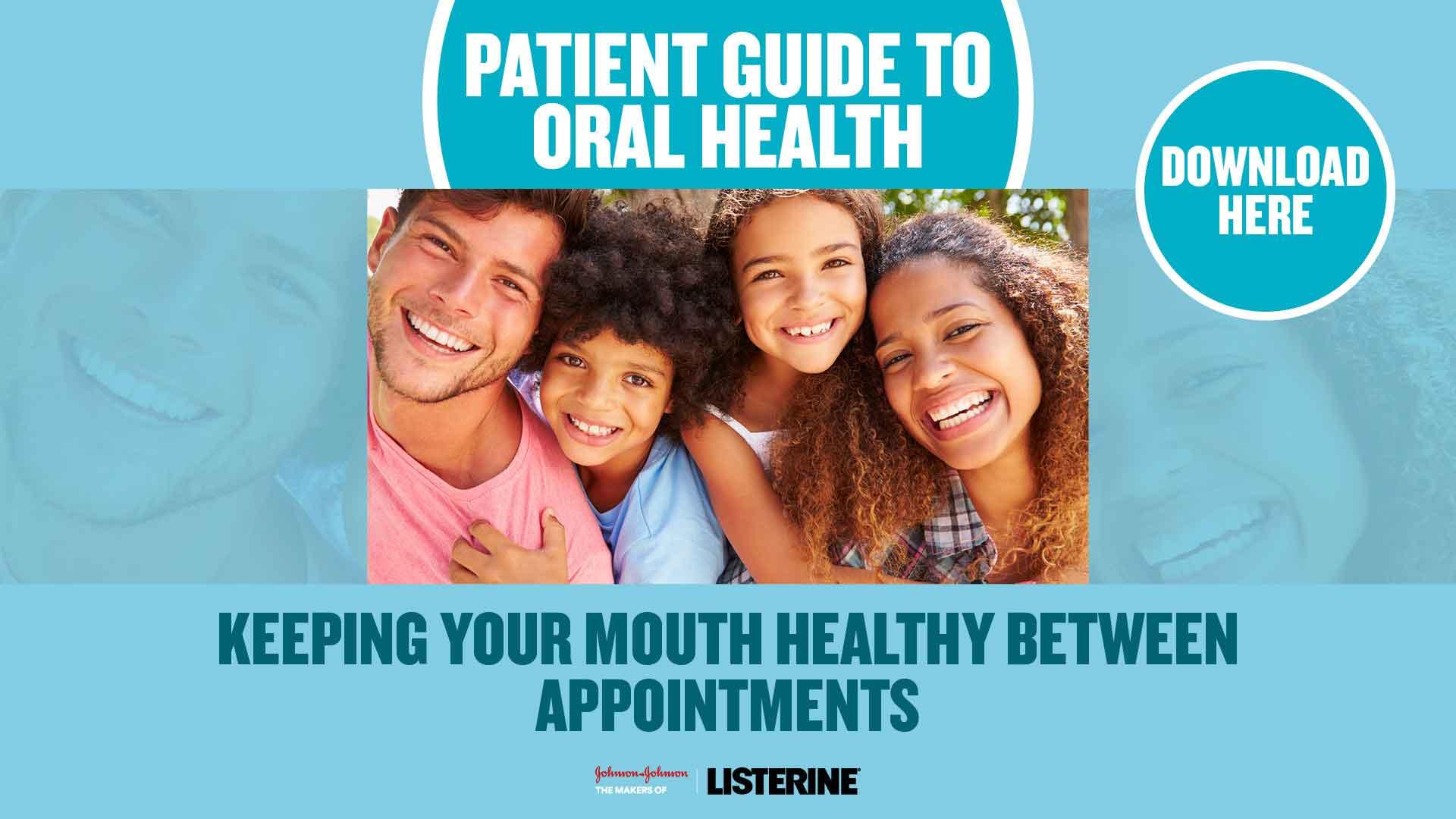 oral health Patient Guide