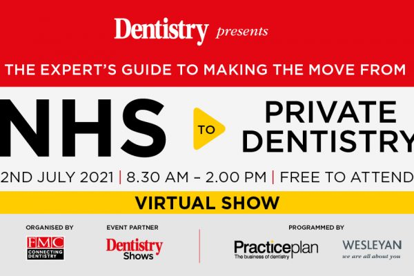 nhs to private dentistry show