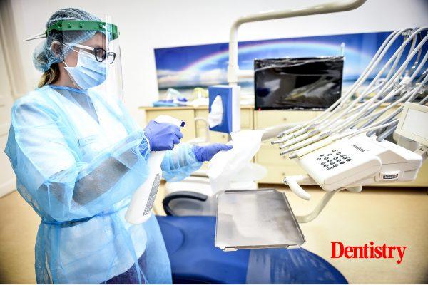 PPE dentist