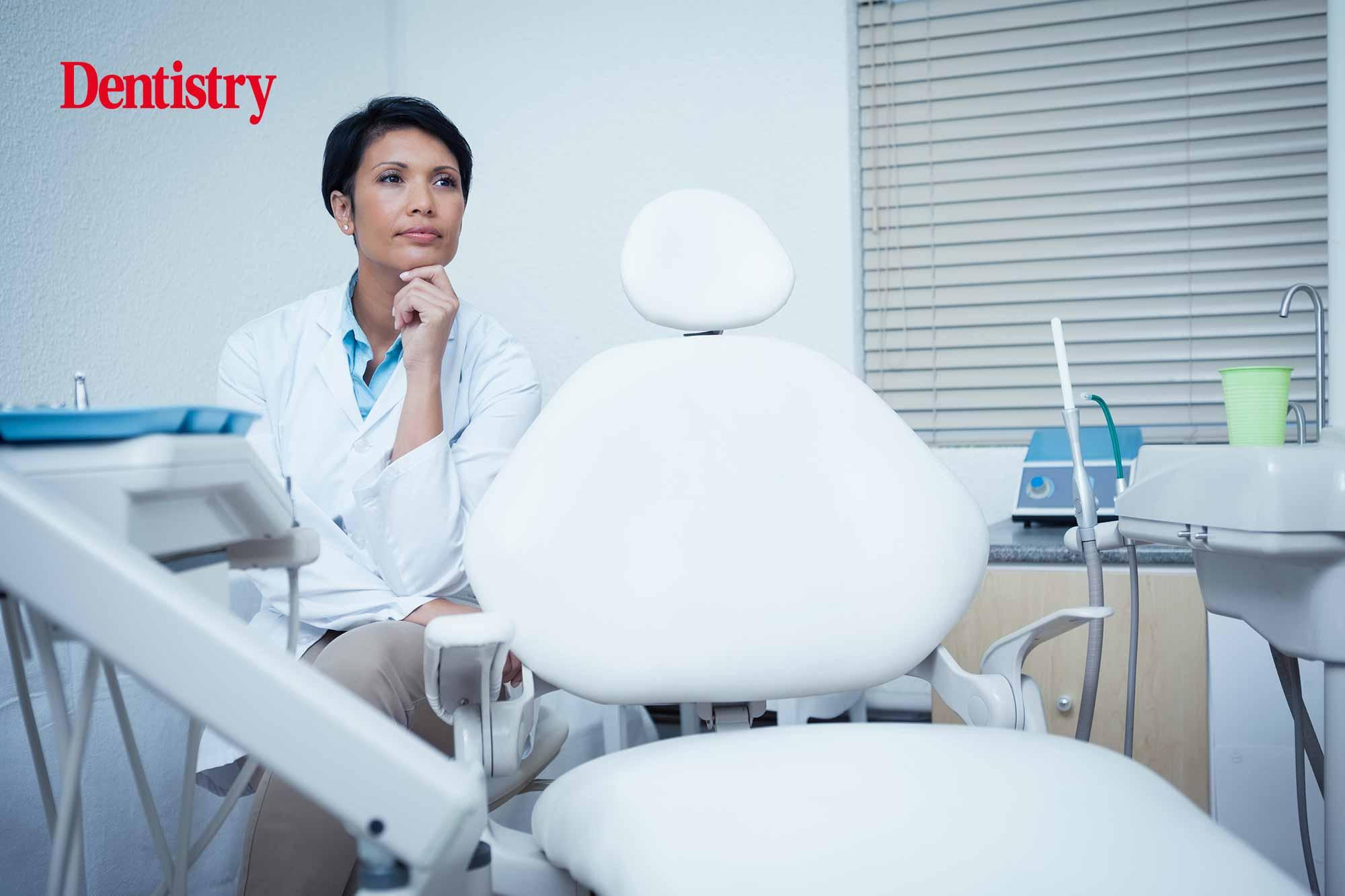 dentist considering pension options