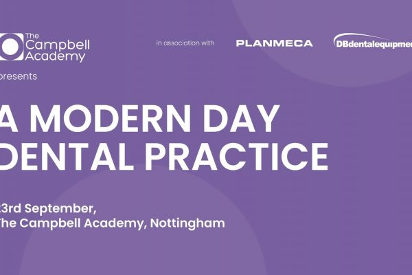 A modern day dental practice event