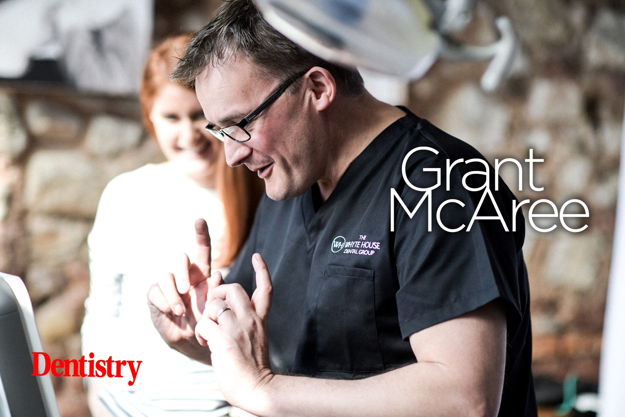 Dentistry podcast – Grant McAree on marketing your practice