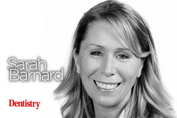 Dentistry podcast – Sarah Barnard on future-proofing your practice