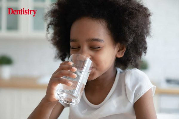fluoridation of drinking water