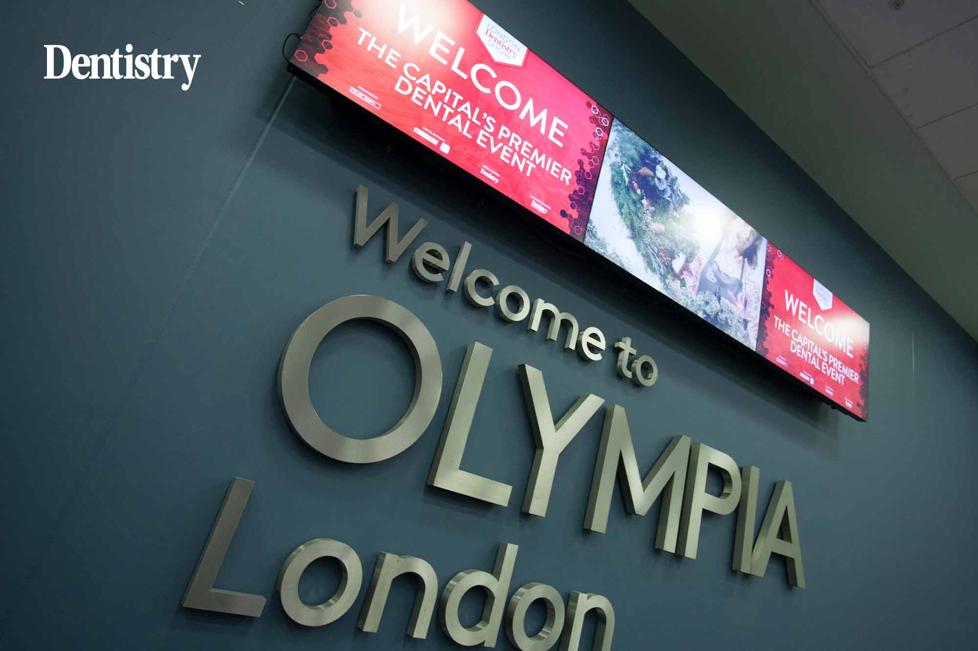 London dentistry show