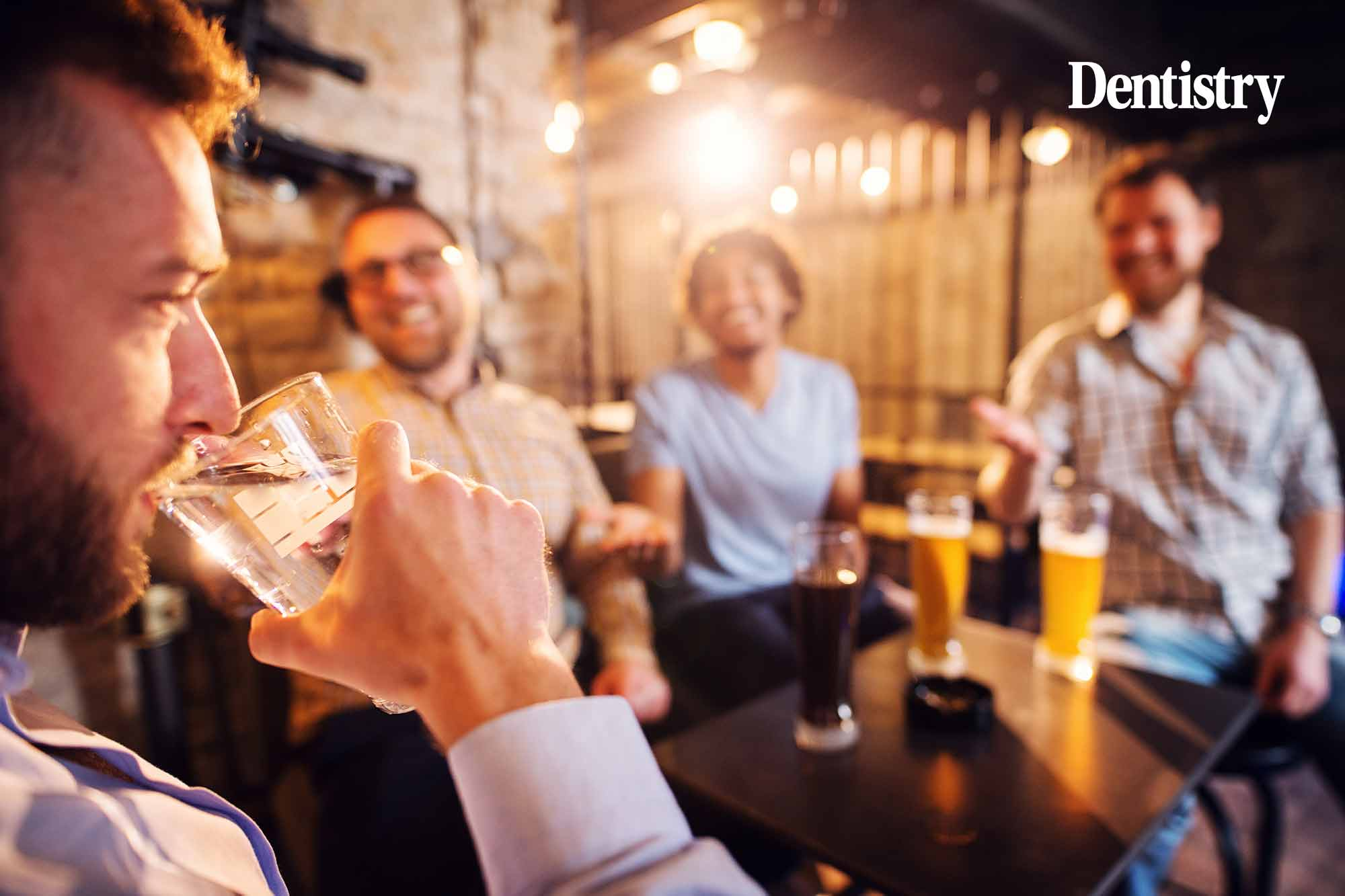 One in six UK adults abstain from drinking alcohol