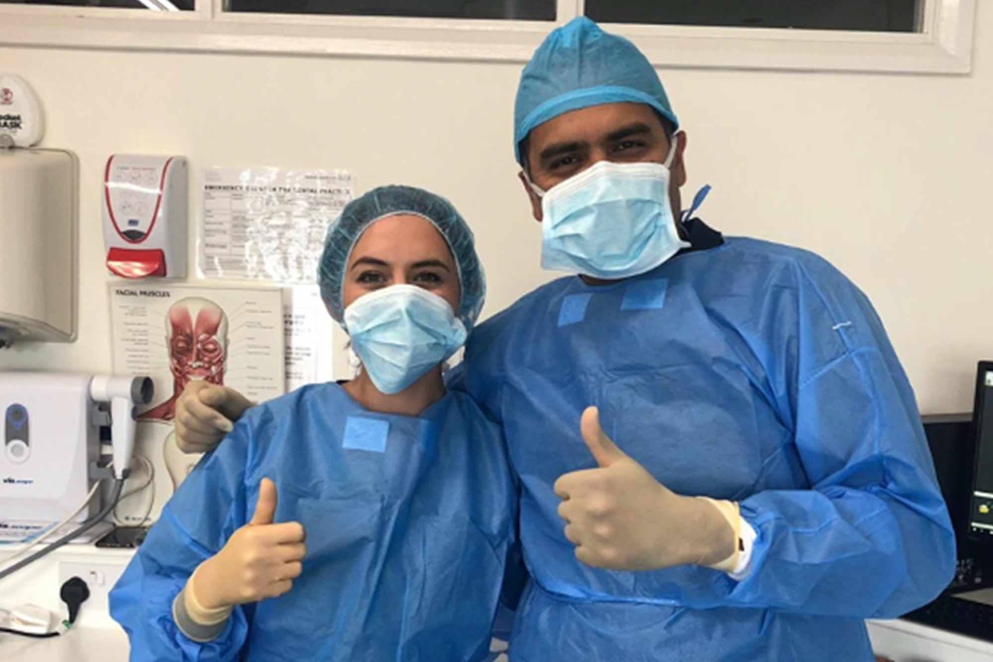 My journey into periodontology specialist training