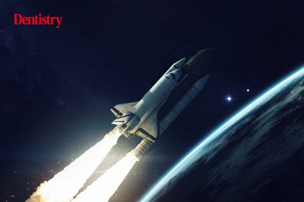 Oral healthcare experiment sent into space for dental research