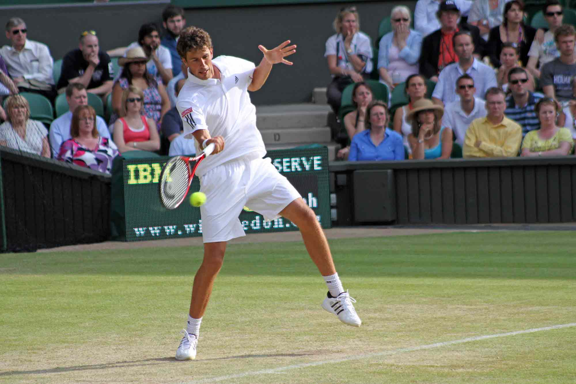 Wimbledon 2021 – what it's like being the competition's official dentist