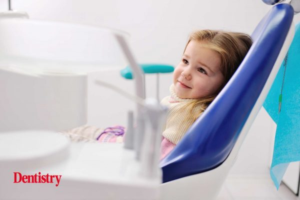 Dental check-ups among young children fell by 50% in 2020