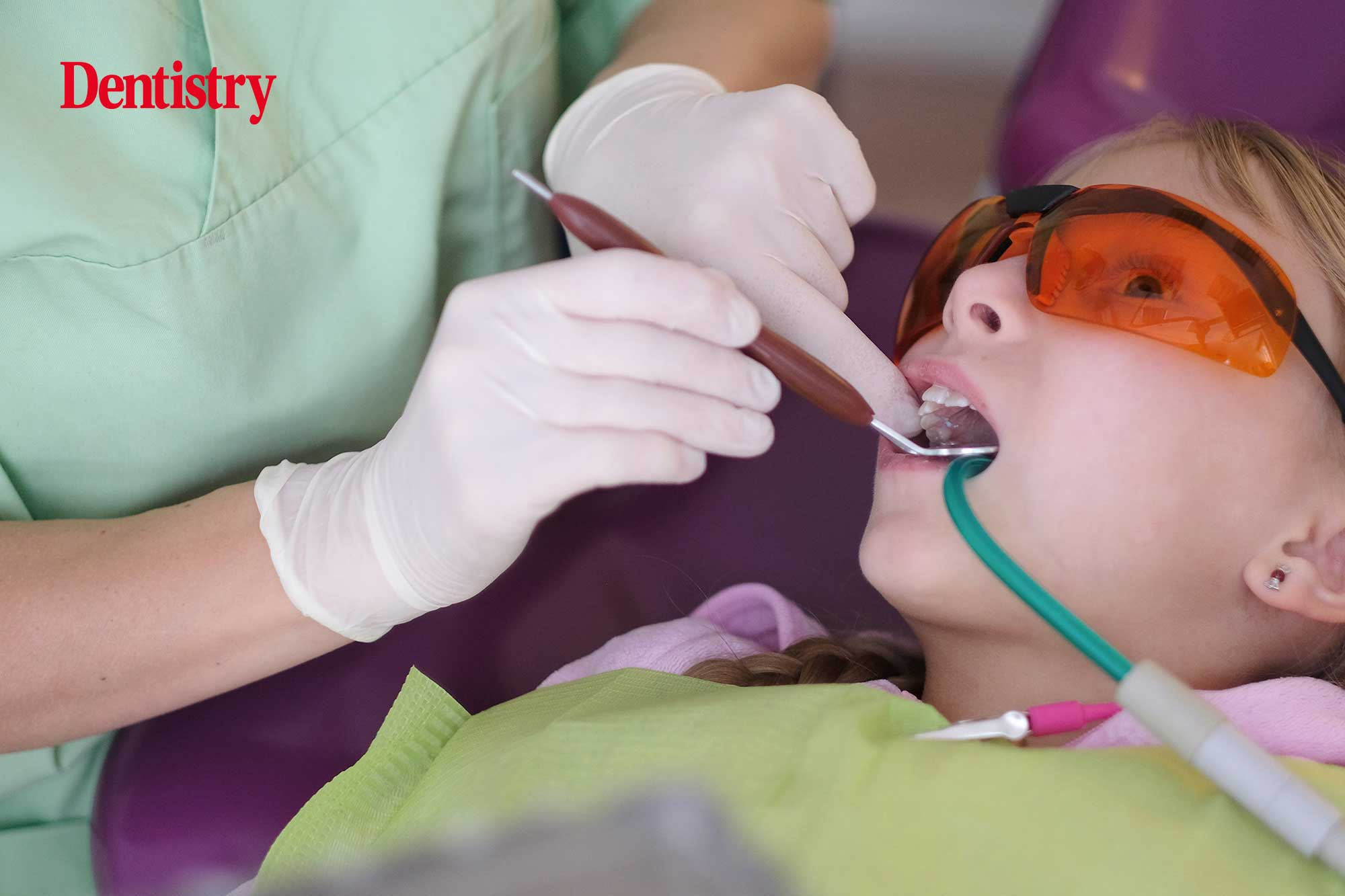 Specialists in paediatric dentistry 'should be trebled' to meet UK demands