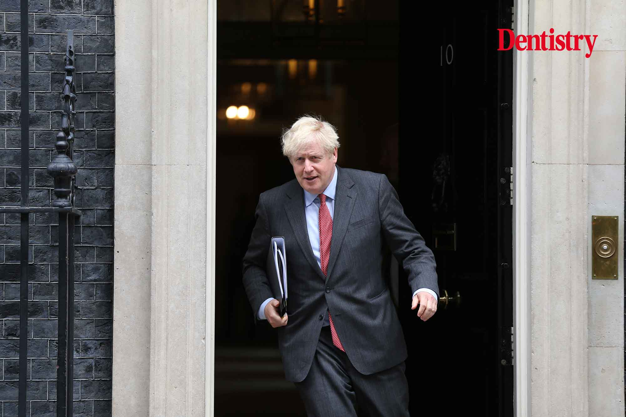Boris Johnson discusses NHS dentistry