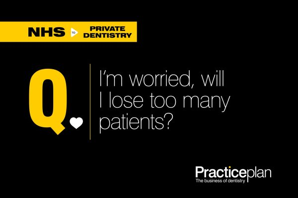 nhs to private dentistry