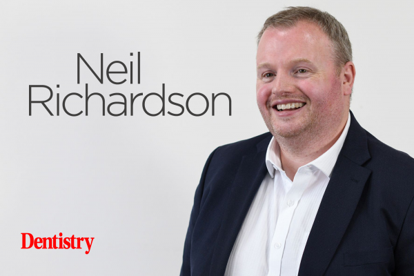 Dentistry podcast with Neil Richardson – thinking about your pension